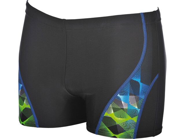 arena Sprite Swim Shorts Men black-pix blue